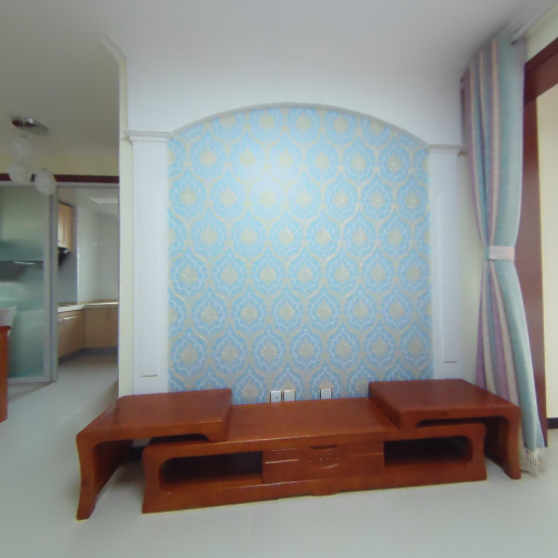 香汐花园2室2厅1500元/平米每月,干净整洁,随时入住